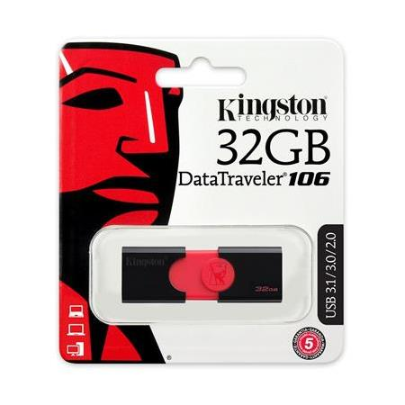 Kingston 32GB USB 3.0 DataTraveler 106